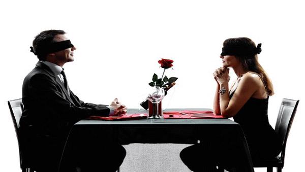 Blind dating finisce