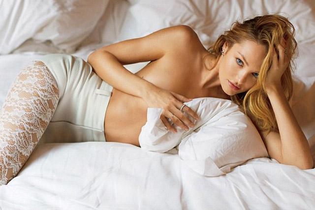 Candice Swanepoel V-Magazine