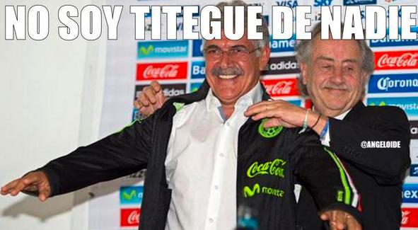 Los memes de la llegada del Tuca a la Selección Mexicana