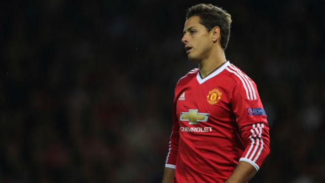 Manchester United abre las puertas para que Chicharito salga del equipo