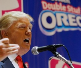 Donald Trump Oreo