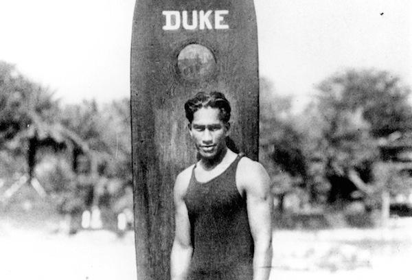 ¿Quién es Duke Kahanamoku que aparece en el doodle de Google?