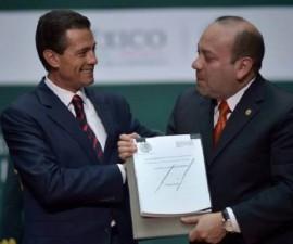 EPN Ley Deuda estados Municipios