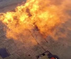 Incendio-Bomberos