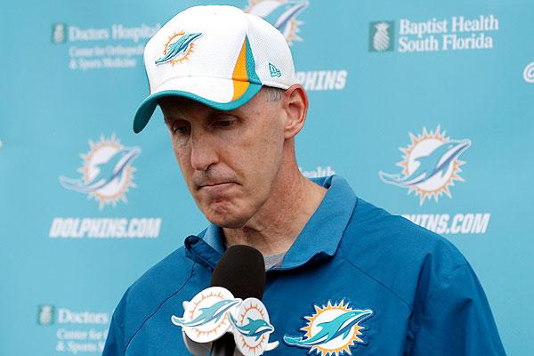 Joe Philbin Miami Dolphins
