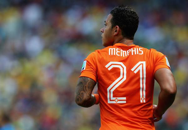 MemphisDepay-Holanda