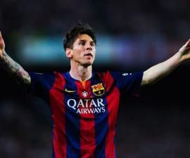 Messi mejor jugador champions