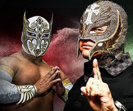 Mizteziz-vs-Rey-Mysterio mascara contra mascara