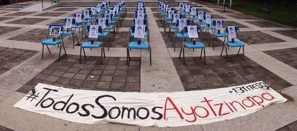 Paro-estudiantil-Ayotzinapa