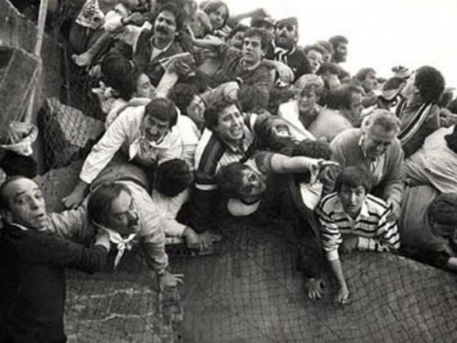 Las peores tragedias en estadios de futbol de la historia