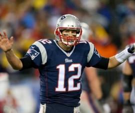 Tom Brady Patriots AFc