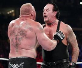 Undertaker-Brock-Lesnar