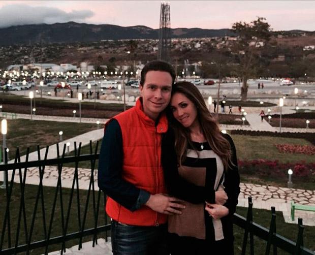 La segunda boda de Anahí y Manuel Velasco