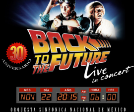 back to the future sinfonica