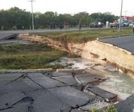carretera cancun