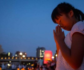Hiroshima Marks the 70th Anniversary of Atomic Bomb