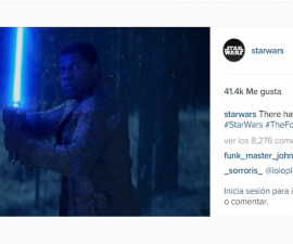 instagram star wars