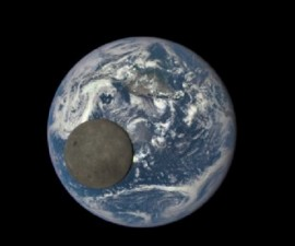 nasa dark side moon