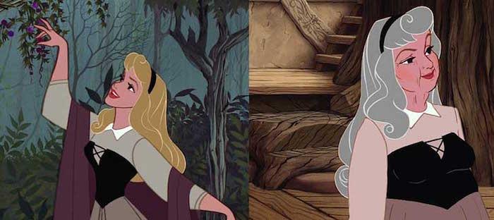 princesas disney viejitas 8