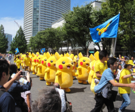 pikachu festival