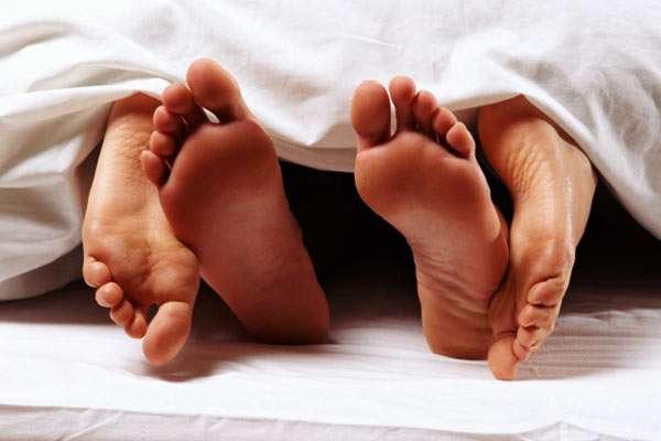 sexo cama
