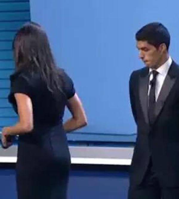 suarez pompas presentadora