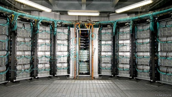 supercomputadora eeuu
