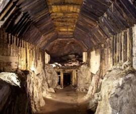 tunel nazi