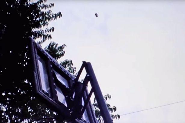 Niño dice ser seguido por aliens, nadie le cree… Hasta que muestra video