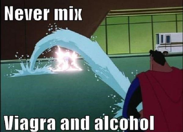 viagra alcohol