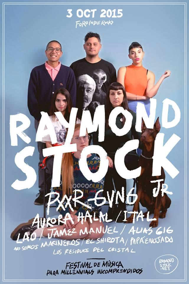 Raymondstock jr