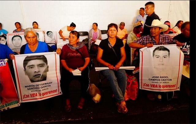 Ayuno-Ayotzinapa