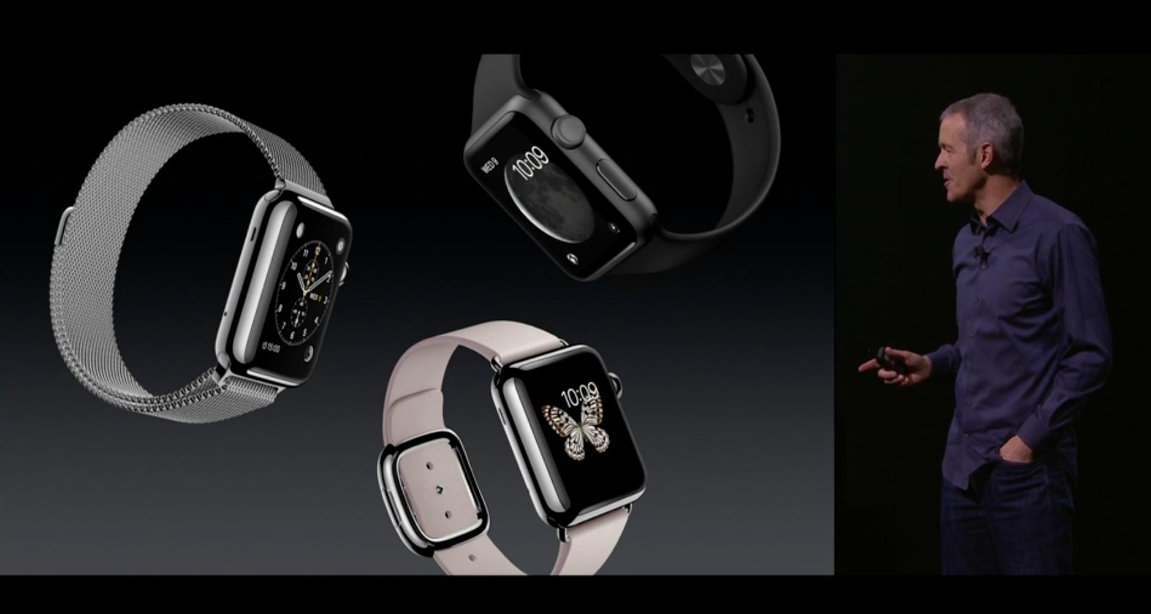 Apple Watch #AppleEvent