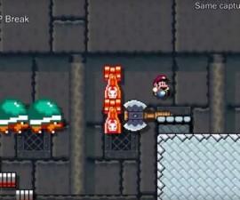 Japanese-Guy-Beats-Hardest-Super-Mario-Maker-Level