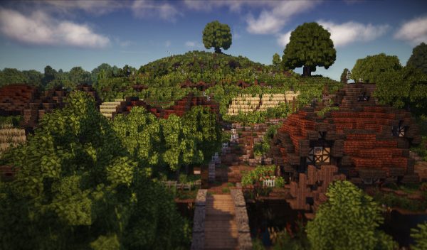 Minecraft-Shire-2