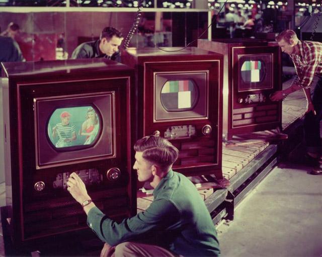 Television-a-Color