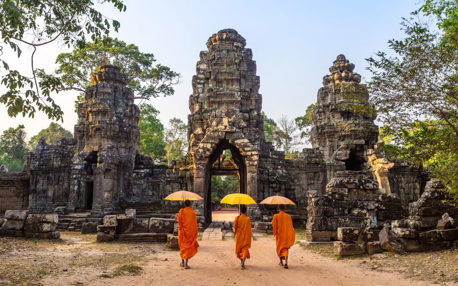 Travel + Leisure siem reap