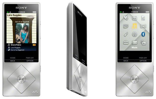 Walkman high resolution
