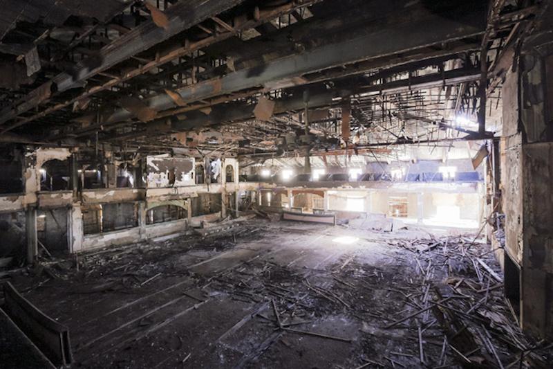 aeropuerto abandonado NY