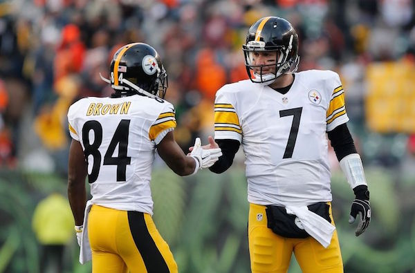 antonio-brown-ben-roethlisberger-nfl-pittsburgh-steelers