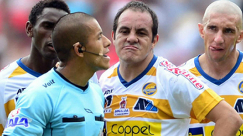 Cuauhtémoc Blanco Liga MX