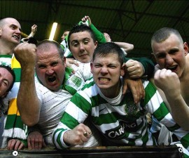 celtic fans higiene estadio