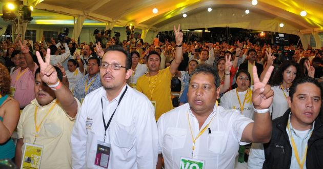 congreso PRD 2015