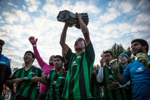 homeless world cup mexico campeon 2