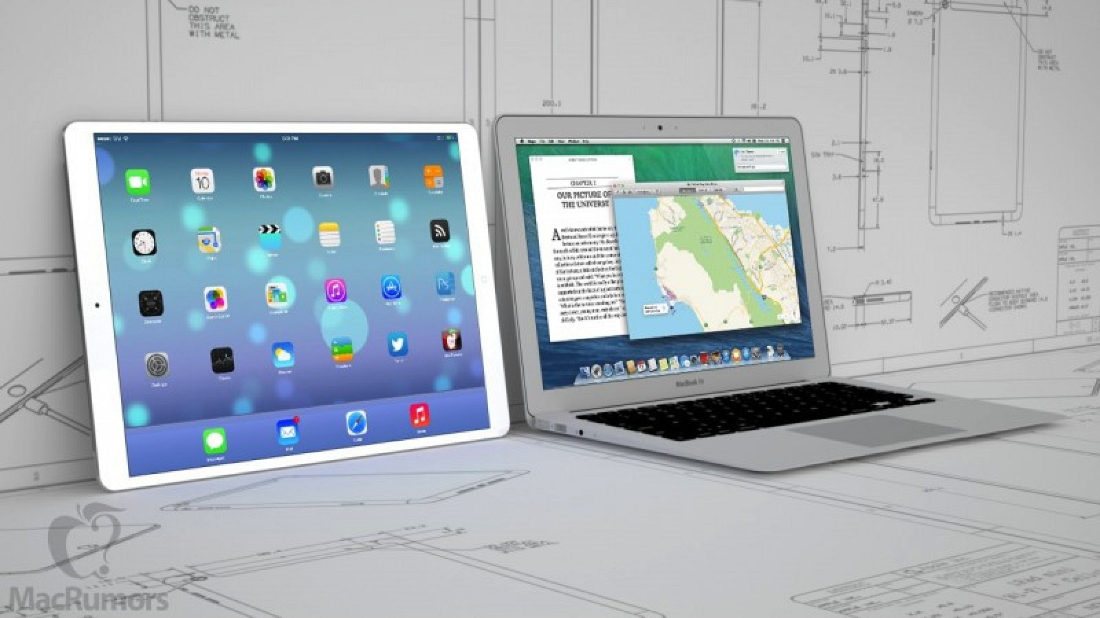 iPadProvsMacBook13inches