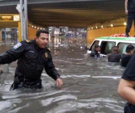 inundacion df