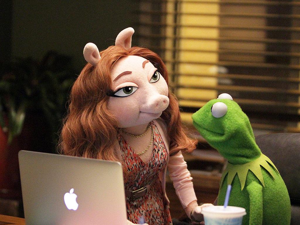 Conozcan a Denise, la nueva novia de Kermit