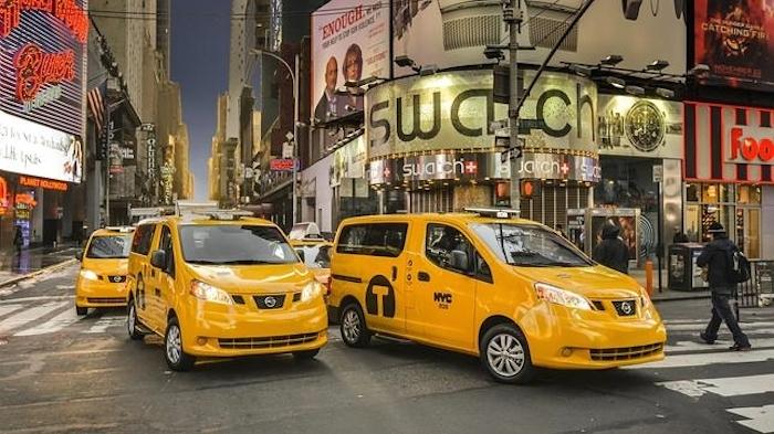 nuevayork taxis