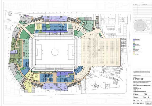 nuevo estadio tottenham
