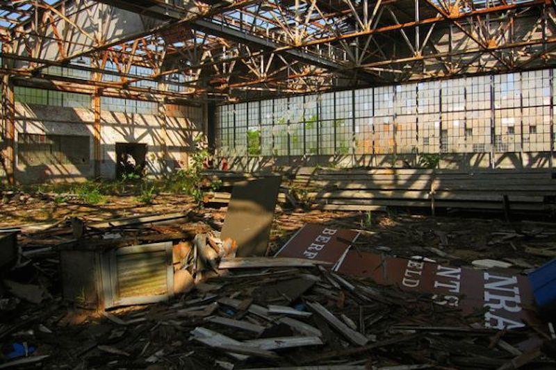 ny aeropuerto abandonado